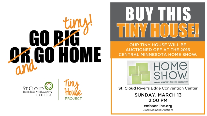 Sctcc Tiny House Project Go Tiny And Go Home