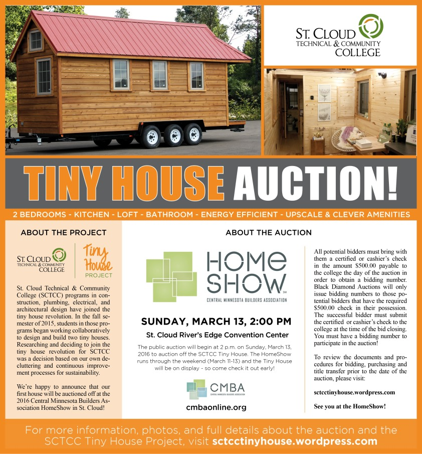 sctcc_st_cloud_times_ad_tiny_house_auction_print
